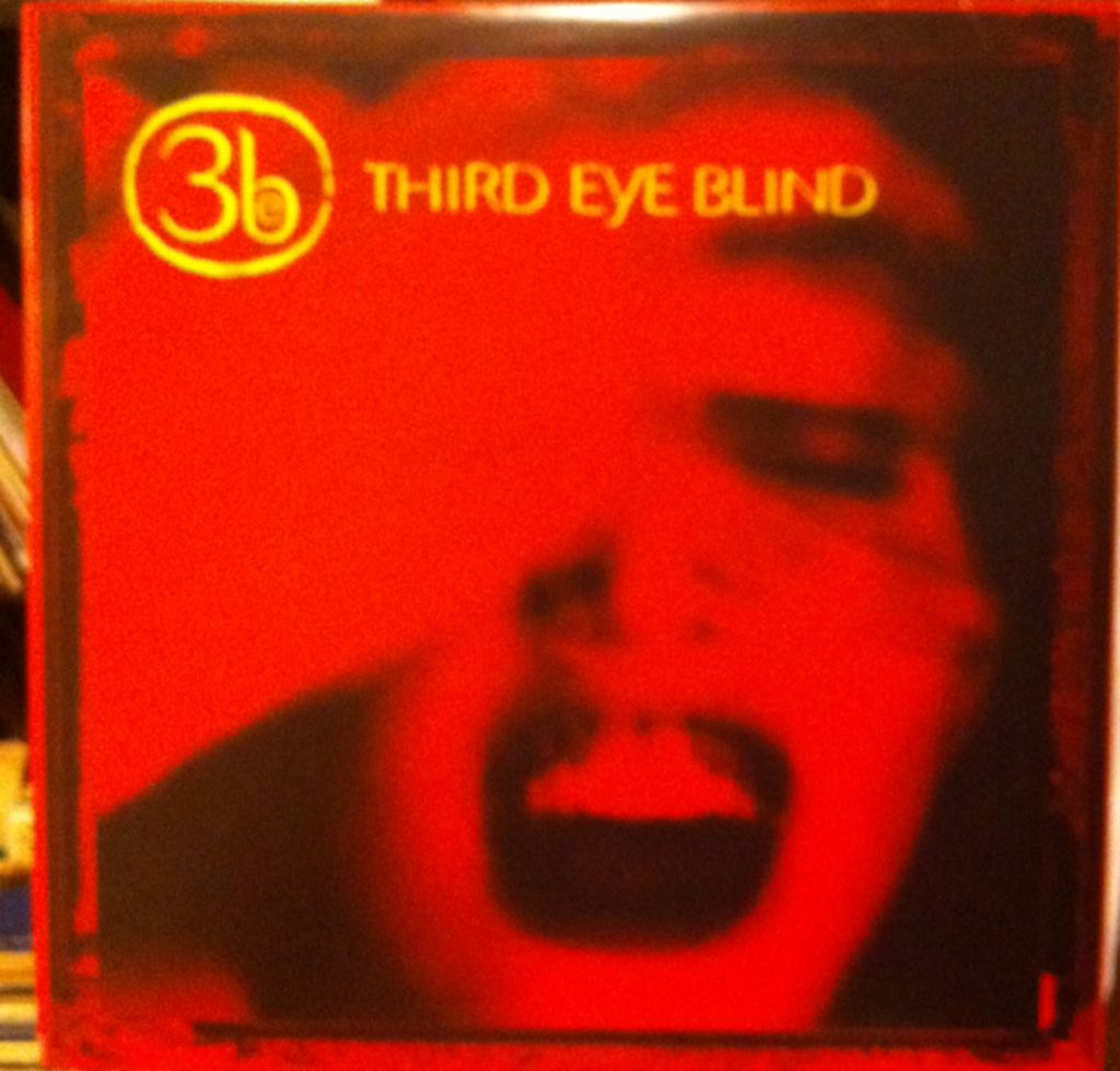 Third Eye Blind Music - Third Eye Blind front image (front cover)