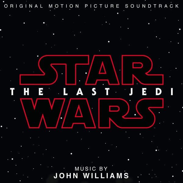Star Wars Episode 8: The Last Jedi Music - Williams, John (CD) front image (front cover)