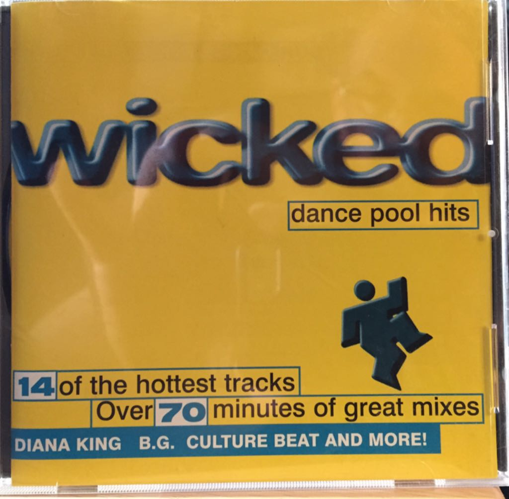 Wicked in the pool