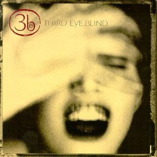 Third Eye Blind [Self-Titled] Music - Third Eye Blind (CD) front image (front cover)