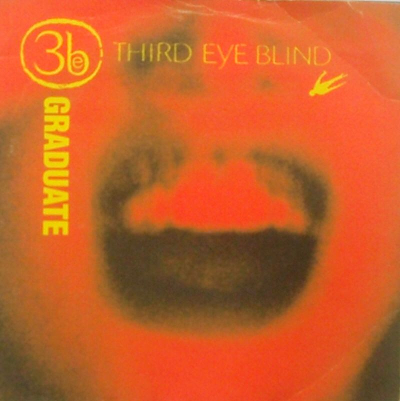 Graduate Music - Third Eye Blind (CD) front image (front cover)