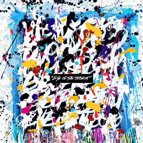 Eye Of The Storm Music - One Ok Rock (CD) front image (front cover)