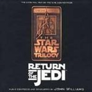 Star Wars: Episode VI - Return Of The Jedi Music - Williams, John (CD) front image (front cover)