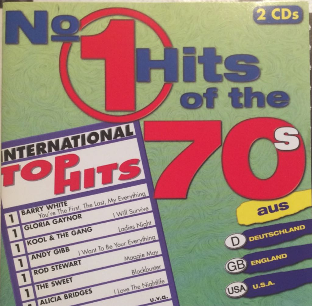 No 1 Hits Of The 70s Music