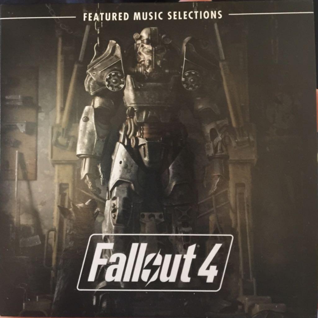 Fallout 4 Music - Soundtrack (CD ...
