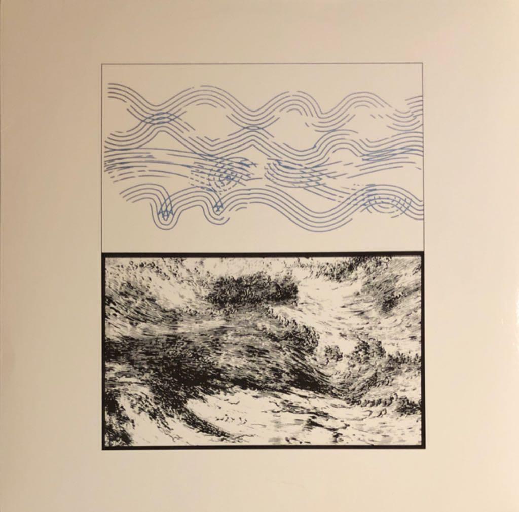 "Winter's Beach Music - Django Django (12"") front image (front cover)"