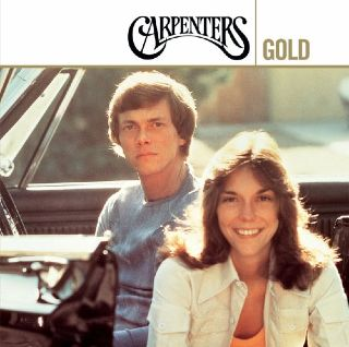 Gold 35th Anniversary Edition Music - Carpenters (CD) front image (front cover)