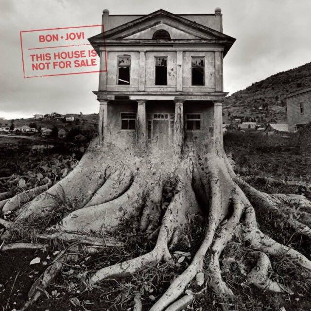 This House Is Not For Sale Walmart Edition Music - Bon Jovi (CD) front image (front cover)