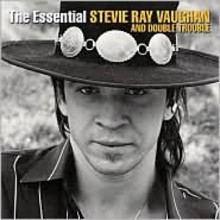 The Essential - Stevie Ray Vaughn Music - Stevie Ray Vaughan & Double Trouble (CD) front image (front cover)