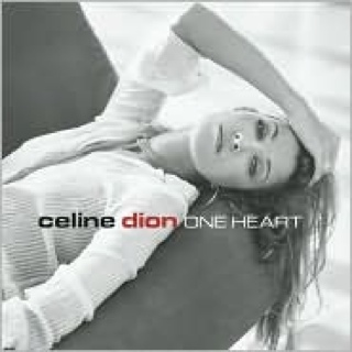 One Heart Music - Dion, Celine (CD) front image (front cover)