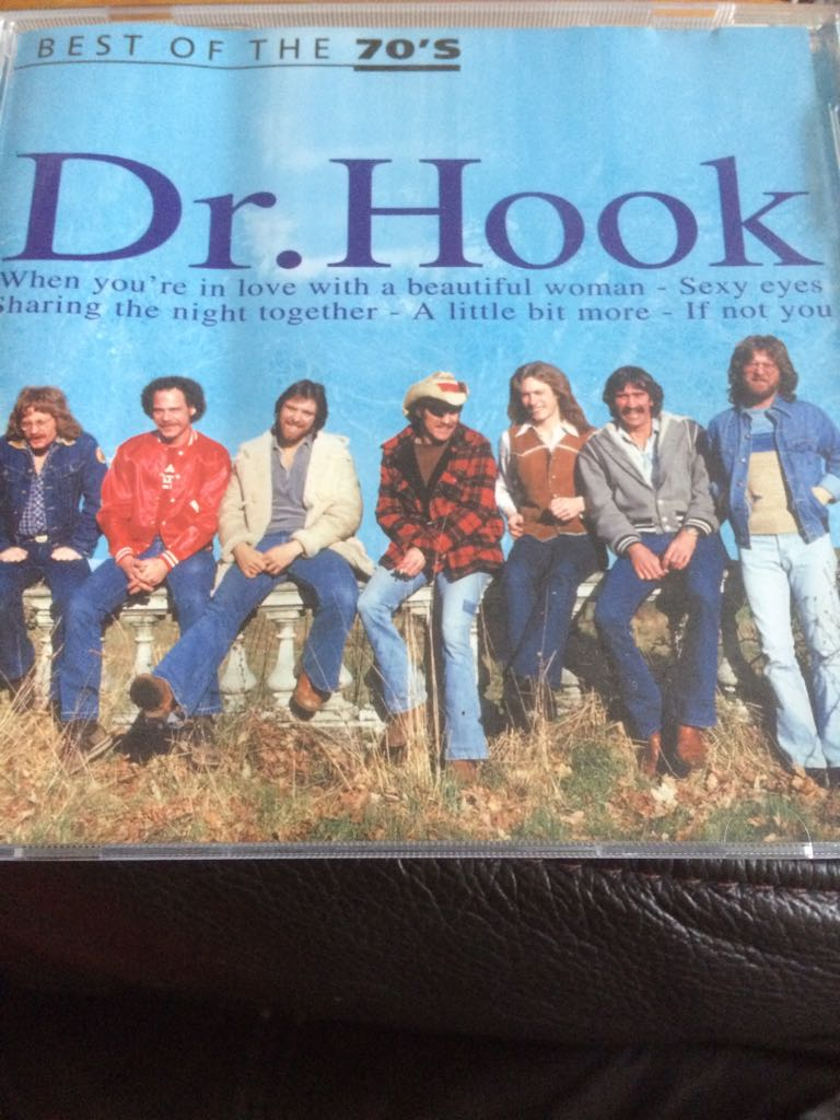 Best Of The 70's Music - Dr. Hook front image (front cover)