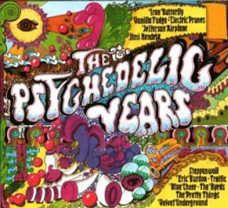 the psychedelic sixties essay