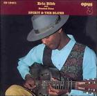 Spirit & And The Blues Music - Bibb, Eric (CD) front image (front cover)