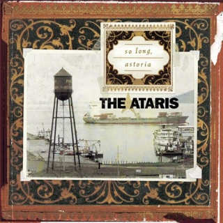 So Long, Astoria Music - The Ataris (CD) front image (front cover)