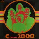 "CIRCUS 2000 - CIRCUS 2000 RECORD Music - Ciecus 2000 (12"") front image (front cover)"