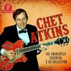 ABSOLUTELY ESSENTIAL COLLECTION Music - Chet Atkins (CD) front image (front cover)
