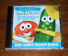 : Veggietales - Bob And Larry's Toddler Songs 15 Sing Along 2005 Big Idea Kids Music - veggietales (CD) front image (front cover)