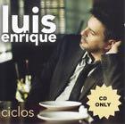 Ciclos Music - Luis Enrique (CD) front image (front cover)