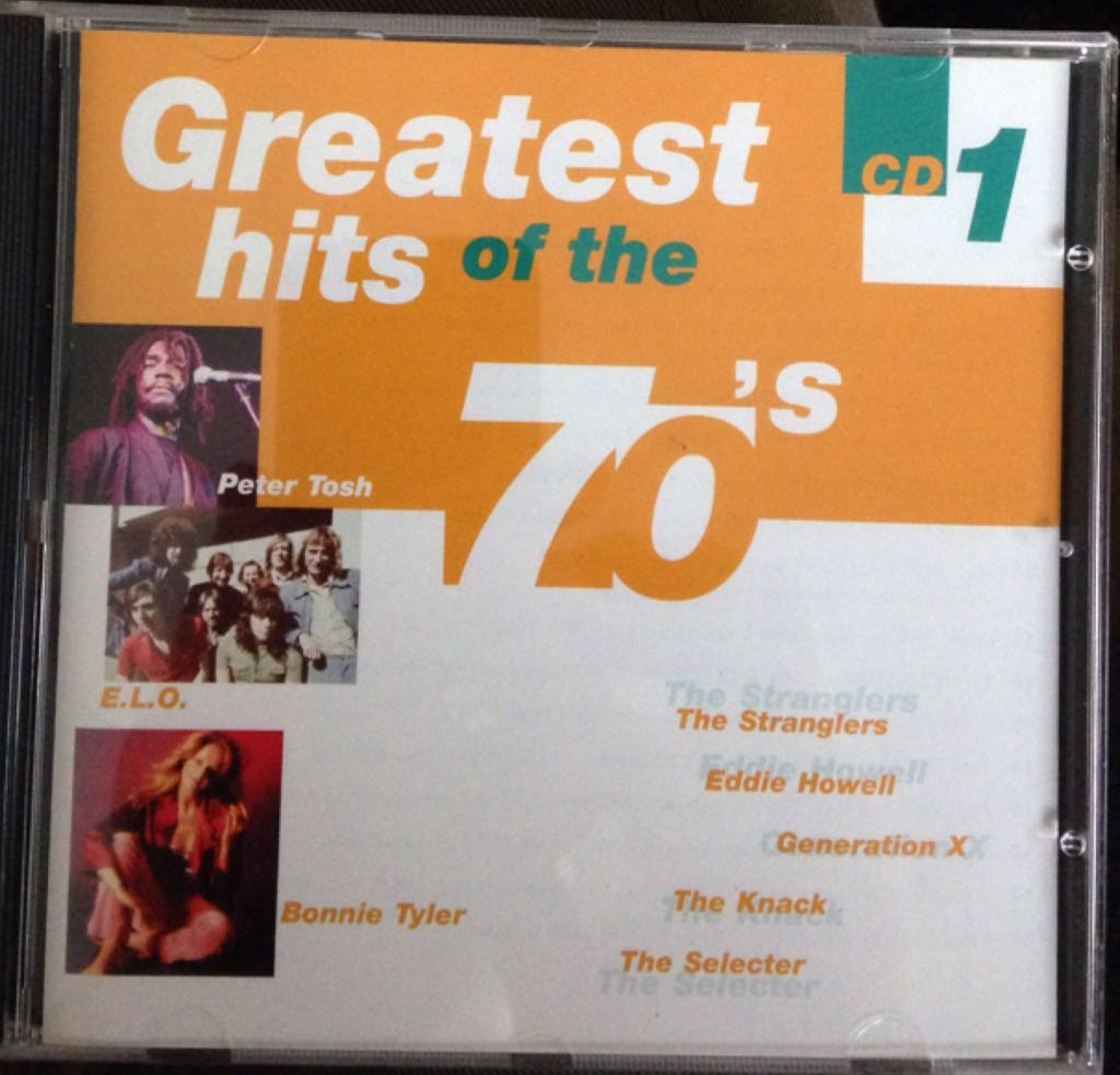 Greatest Hits Of The 70s Cd1 Music