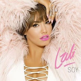 Soy Music - Lali (CD) front image (front cover)