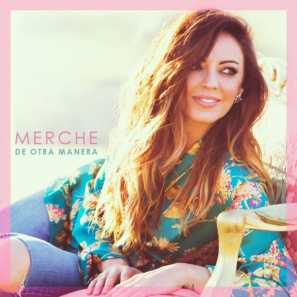 De Otra Manera Music - Merche (CD) front image (front cover)