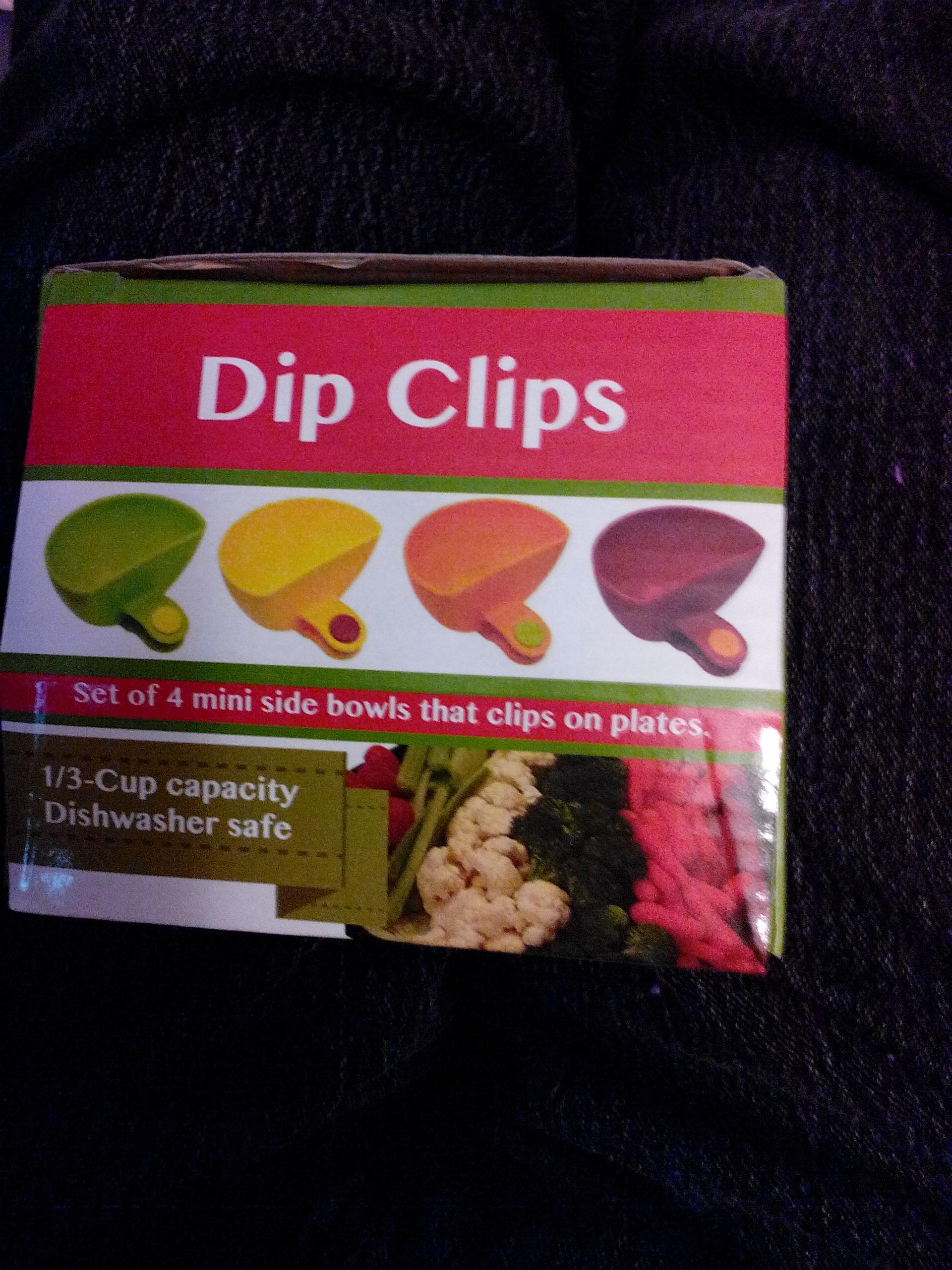 Dip Clips Ornament - Kingsbridge International, Inc. (2016) front image (front cover)