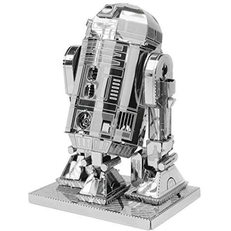 R2-D2 Plane - Metal Earth front image (front cover)