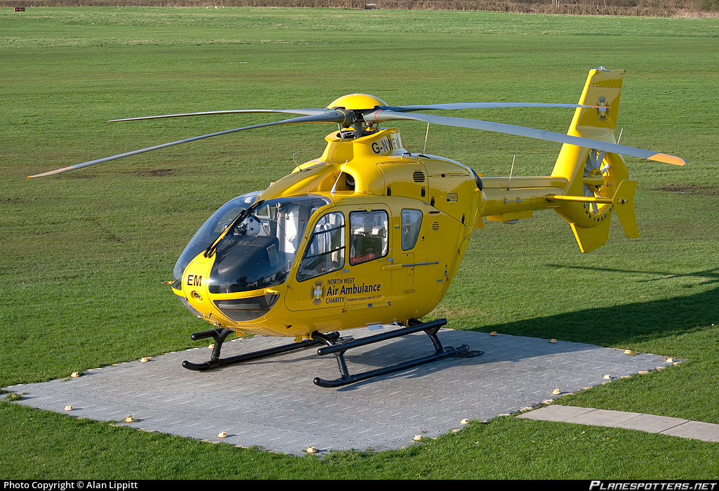RT 2003 Plane - Eurocopter (Helecopter) front image (front cover)