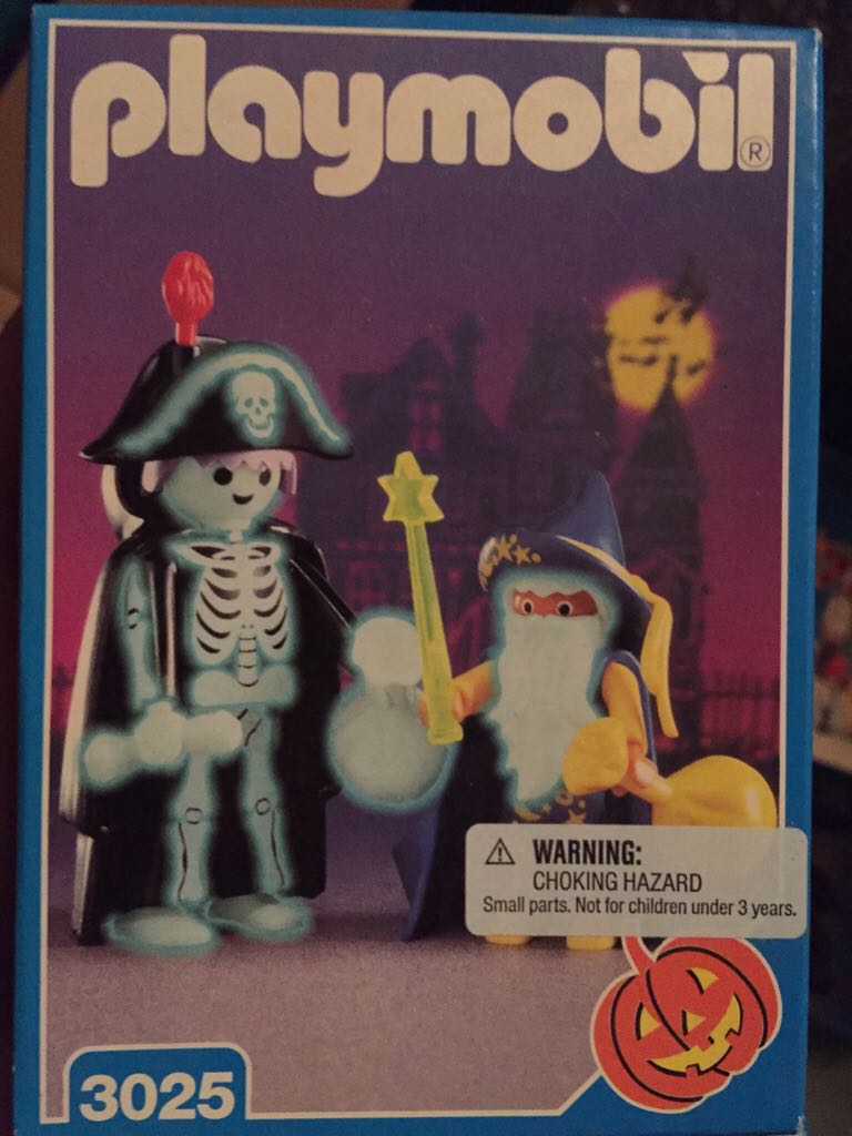 Pirate Fantôme Playmobil (3025) front image (front cover)