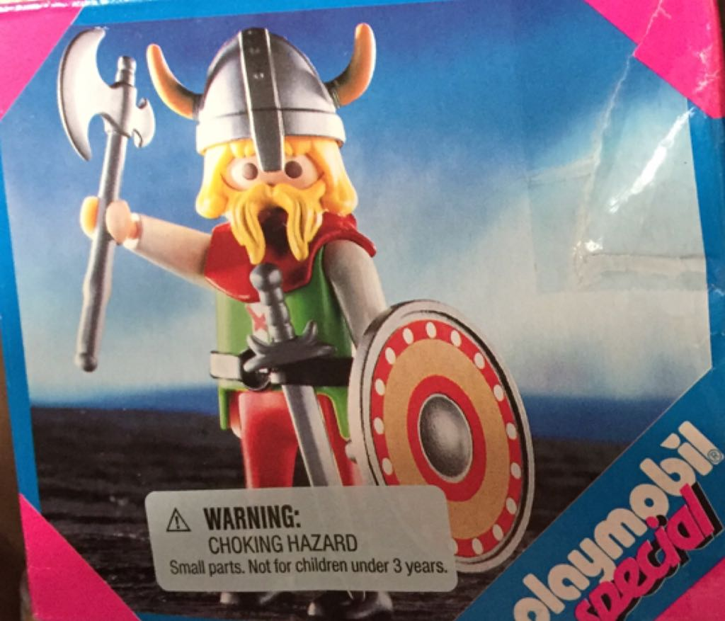 4599 Viking Special Playmobil front image (front cover)