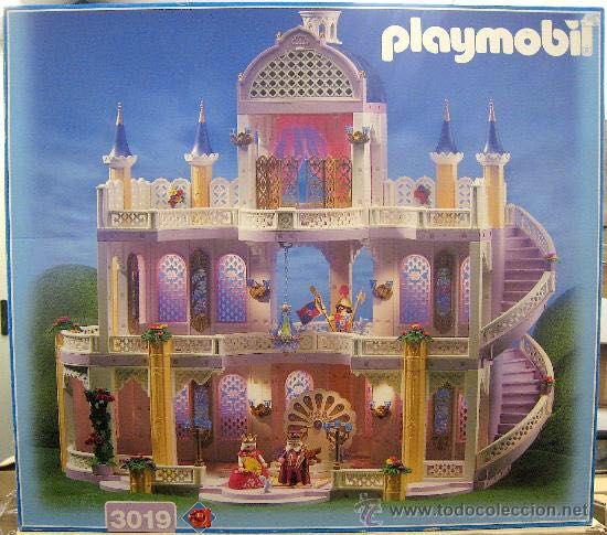 fairy tale castle playmobil princess 3019 from sort