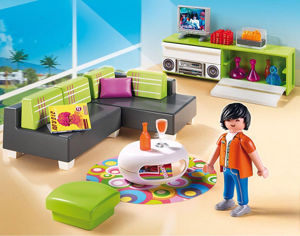 Playmobilâ 5584 Living Room Playmobil City Life Casa 5584