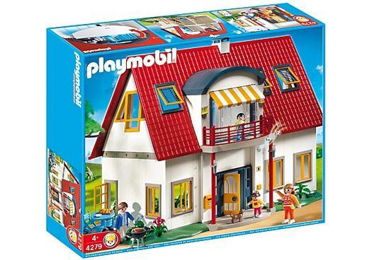 4279 casa moderna playmobil city life 4279 from sort for Playmobil villa moderne maison 4279