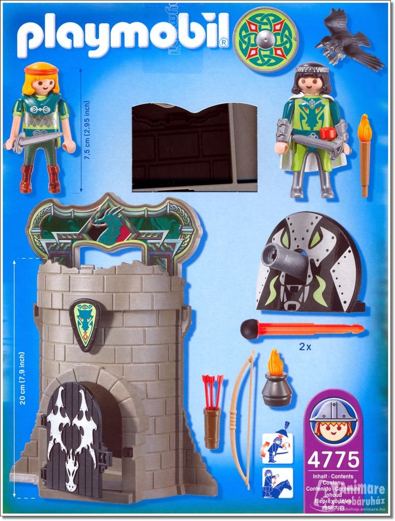 4775 elfos playmobil medieval 4775 from sort it apps. Black Bedroom Furniture Sets. Home Design Ideas