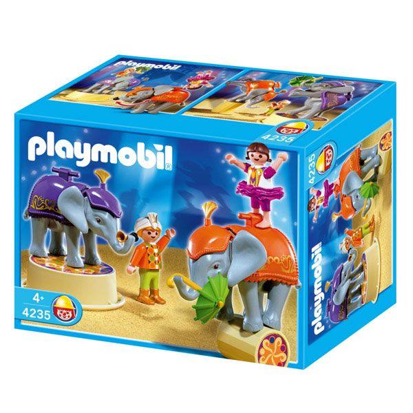 4235 circus elephants playmobil cirque 4235 from - Cirque playmobil ...