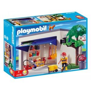 4318 Garage Playmobil City Life 4318 From Sort It Apps