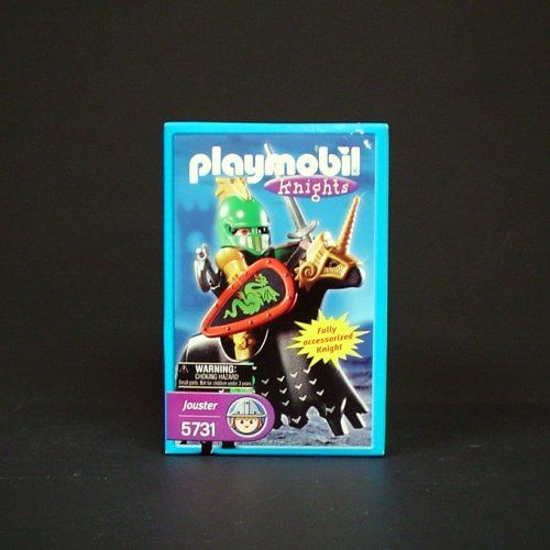 5731 Knight Playmobil (5731) front image (front cover)
