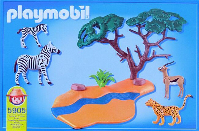 de la sabana playmobil vida salvaje safari