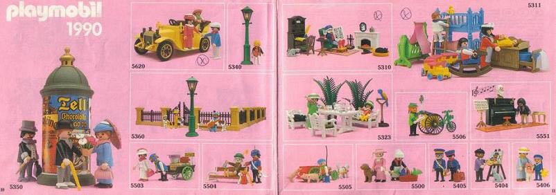 Victorian Living Room Playmobil - Victorian (5320) - from Sort It Apps