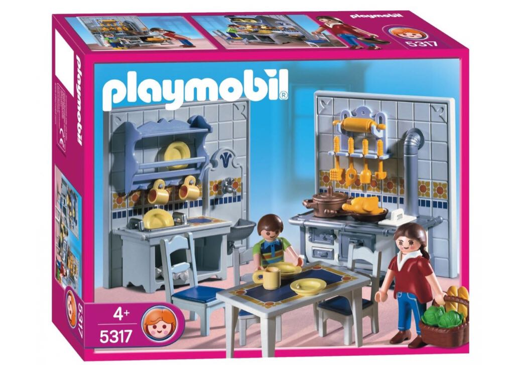 Playmobil Cuisine | 5317 Cuisine Playmobil City Life 5317 From Sort It Apps