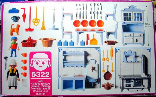 Kitchen playmobil 5322 from sort it apps for Cuisine playmobil
