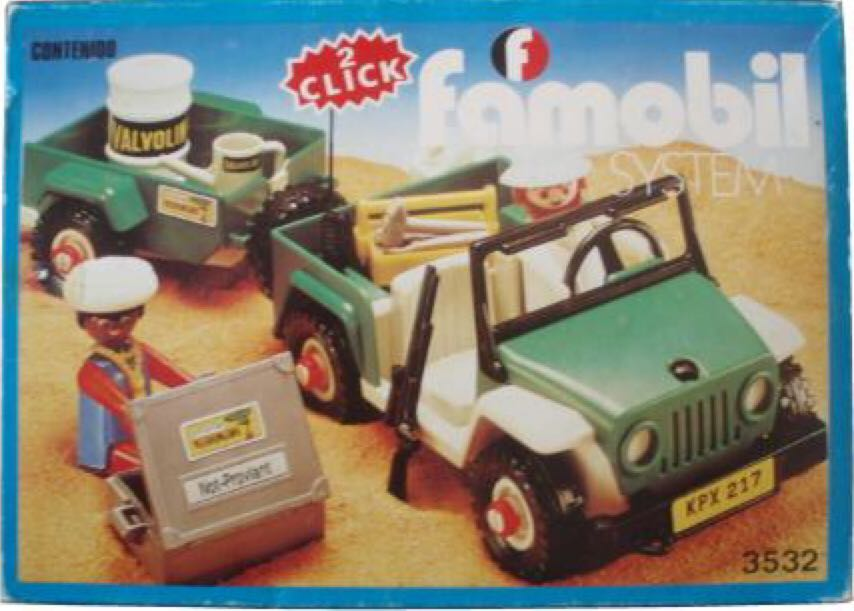 jeep del safari dune buggy playmobil safari 3532. Black Bedroom Furniture Sets. Home Design Ideas