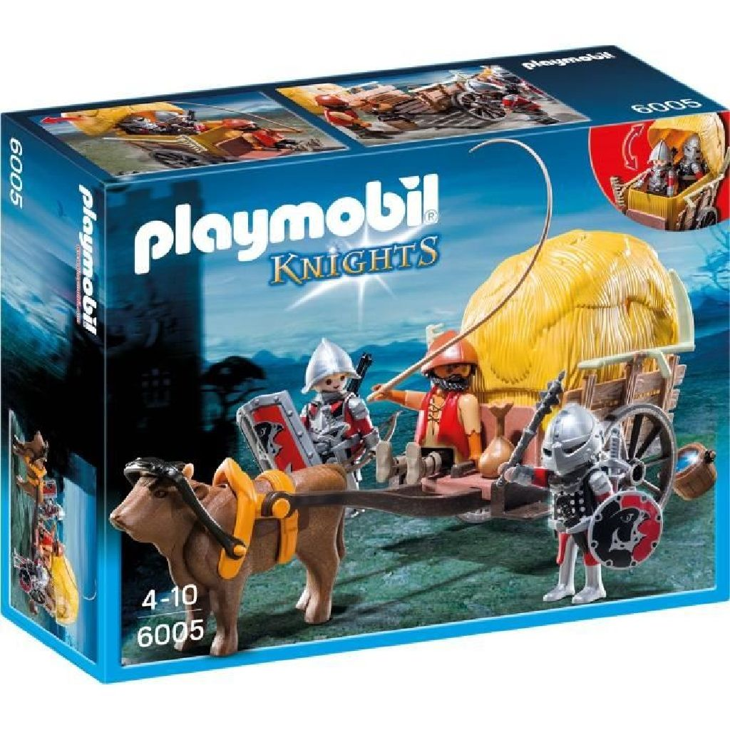 6005 Playmobil Playmobil (6005) front image (front cover)