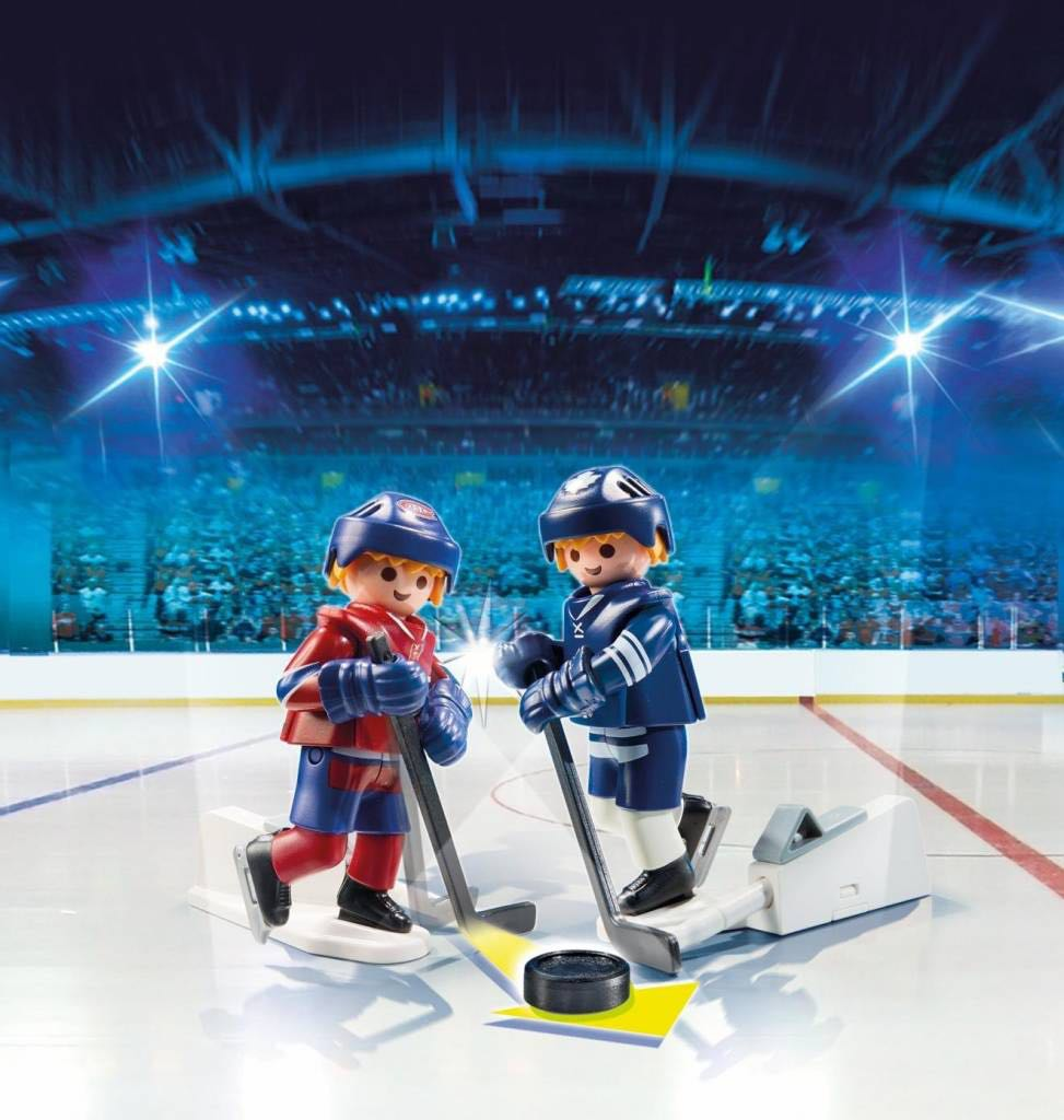 Rivalité Entre Deux Équipes Playmobil - Sport (9013) front image (front cover)