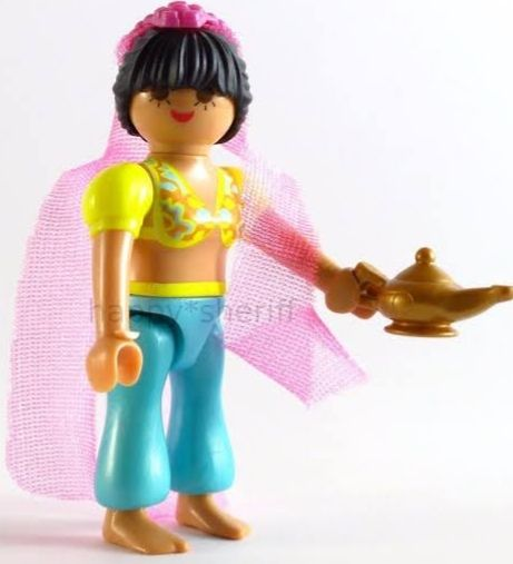 9147. Series 11 (1. Sherezada) Playmobil - Figures (9147) front image (front cover)