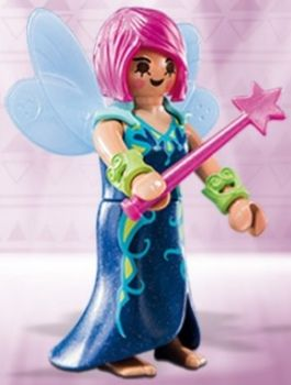 6841. Series 10 (2. Hada) Playmobil - Figures (6841) front image (front cover)