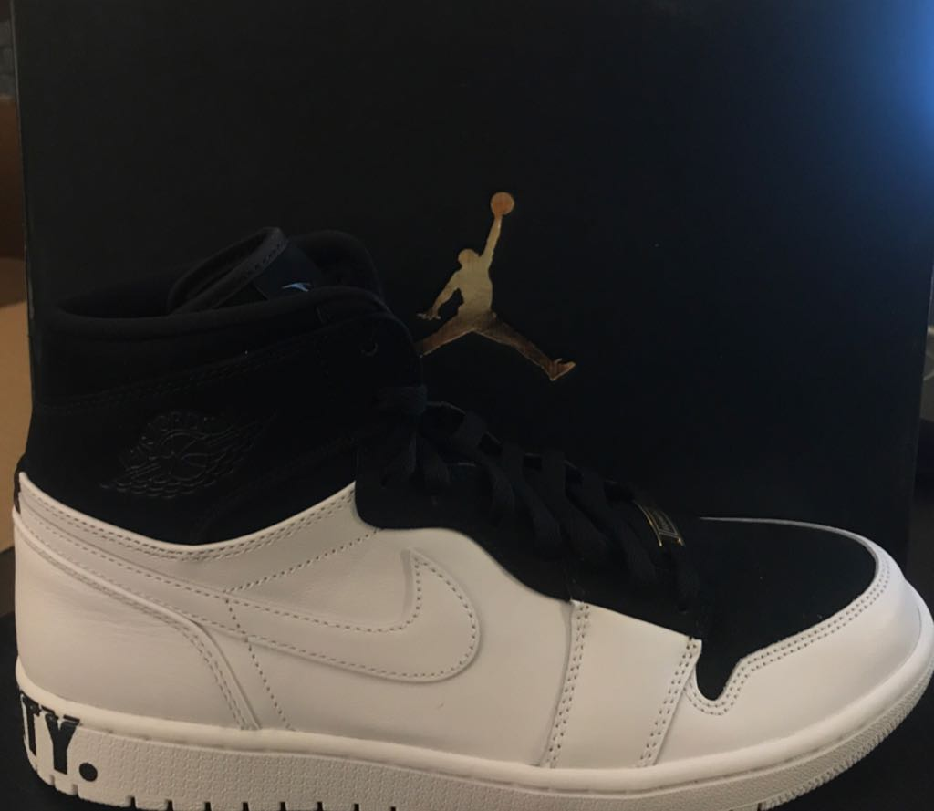 purchase cheap 79b88 4f84d Air Jordan 1 Retro High 'Equality' Shoe - Air Jordan 1 ...