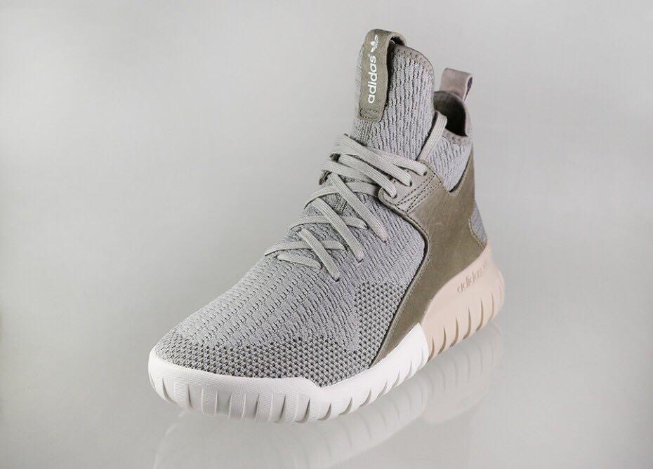 Adidas Tubular X Knit Grey
