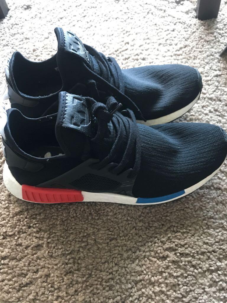 5e93cddef NMD XR1 Primeknit  OG  Shoe - Adidas (Core Black Core Black Footwear ...