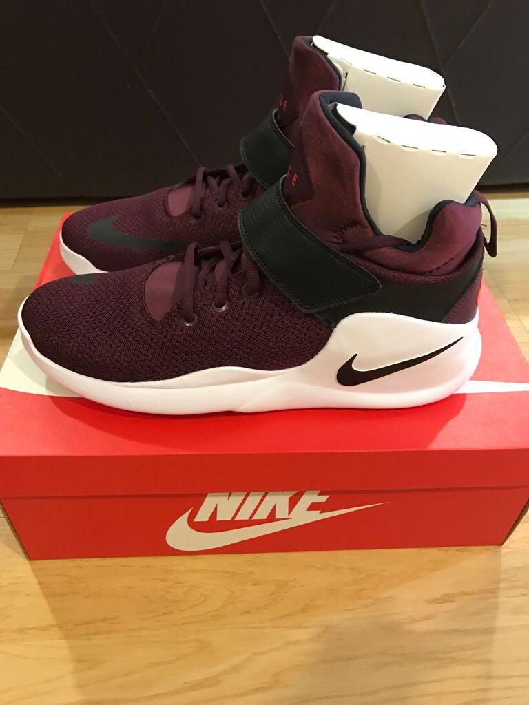 hot sale online c1dfc b72e4 Nike Kwazi Shoe - Nike (Night Maroon Black) back image (back cover